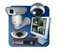 Из чего состоит система охранного видеонаблюдения
